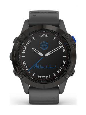 Garmin Uhr Fenix 6 Pro Solar 010-02410-11