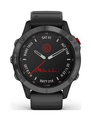 Garmin Uhr Fenix 6 Pro Solar 010-02410-15
