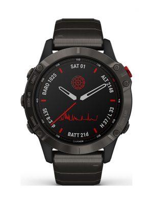 Garmin Uhr Fenix 6 Pro Solar 010-02410-23