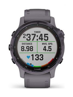 Garmin Uhr Fenix 6s Pro Solar 010-02409-15
