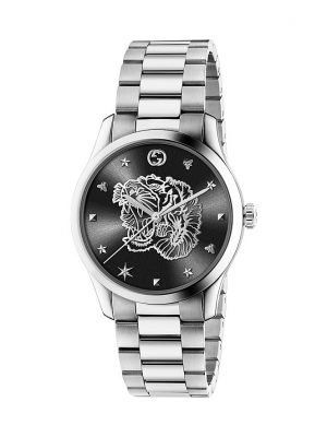 Gucci Herrenuhr G-Timeless Iconic YA1264125