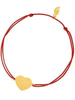 Leaf- Heart Disc Armband | Damen