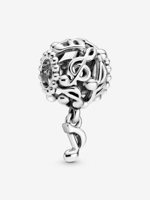 Pandora 798779C00 Charm Damen Noten Sterling-Silber