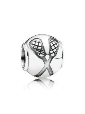 Pandora Charm - Sterlingsilber - Lacrosse - 791271 silber