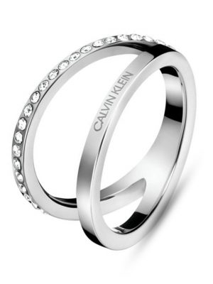 Ring Outline aus Edelstahl