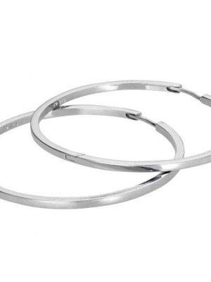 Schneider Basic Creolen - Silber - SCR36 silber
