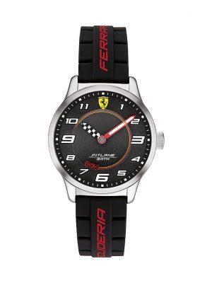Scuderia Ferrari Kinderuhr Pitlane 0860012