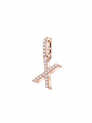 "Swarovski Charm - Remix Collection ""X"" - 5440510 roségold"