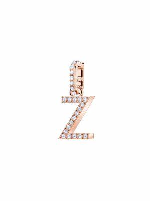 "Swarovski Charm - Remix Collection ""Z"" - 5437627 roségold"