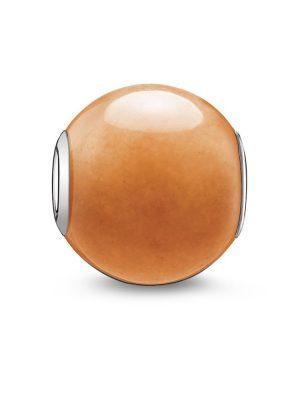 Thomas Sabo Beads - Karma Roter Aventurin - K0043-010-10 orange