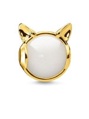 Thomas Sabo Beads - Katzenohr gold - K0329-413-14 gold