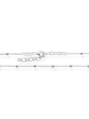 Thomas Sabo Fußkette / Fußband - AK0002-001-12 silber
