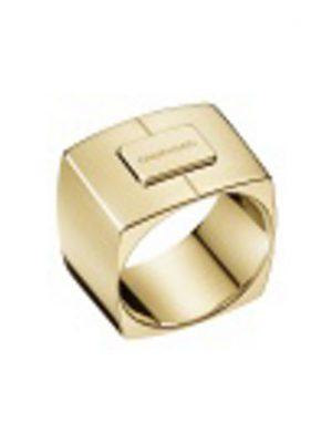 Calvin Klein Damenring Assertive KJAHJR100108