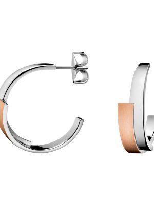 Calvin Klein Ohrringe im SALE Creolen aus Edelstahl, KJ2HPE280100, EAN: 7612635089638