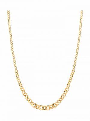 Collier für Damen, Sterling Silber 925 vergoldet JOOP! Gold