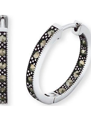 Engelsrufer Ohrringe im SALE Creolen aus 925 Silber, ERE-LISA-MA-CR, EAN: 4260562167153