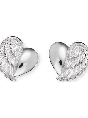 Engelsrufer im SALE Ohrstecker aus 925 Silber, HEE-HEARTWING, EAN: 4260415999382