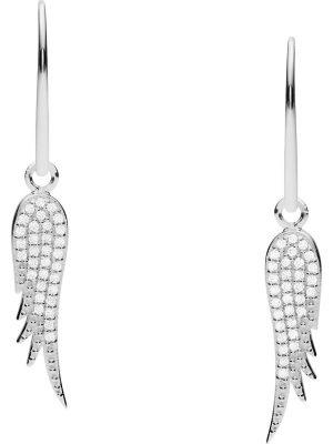 Fossil Ohrringe, Ohrhänger aus Silber, JFS00533040, EAN: 4064092047394