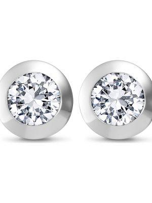 JETTE Silver Ohrringe, Ohrstecker aus 925 Silber, 86505657, EAN: 4040615054377