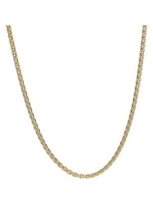 Kette Zopfkette, massiv, Gold 585 Luigi Merano Gold