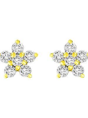 Ohrringe, Ohrstecker aus Gelbgold, Valeria XE5570, EAN: 4064721550998