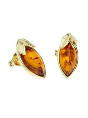 Ohrstecker - Elina - Gold 585/000 - OSTSEE-SCHMUCK gold