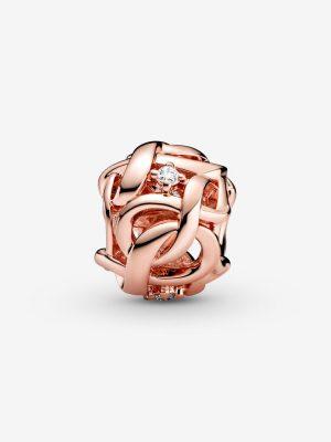 Pandora Rose 788824C01 Charm Damen Unendlichkeit