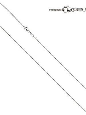 SIGO Ankerkette 950 Platin 60 cm Kette Halskette Platinkette Karabiner