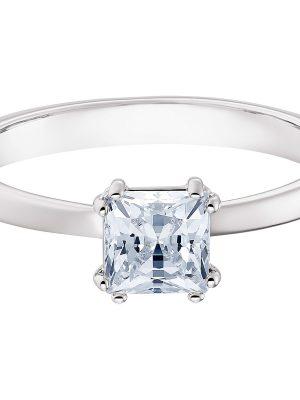 Swarovski 5402444 Ring Damen Attract Silber-Ton Gr. 58