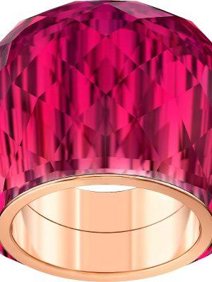 Swarovski 5432203 Ring Damen Nirvana Rot Rosé-Ton Gr. 55