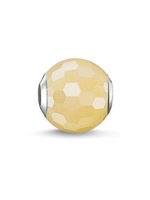 Thomas Sabo Beads - Gelber Aventurin - K0127-010-4 gelb