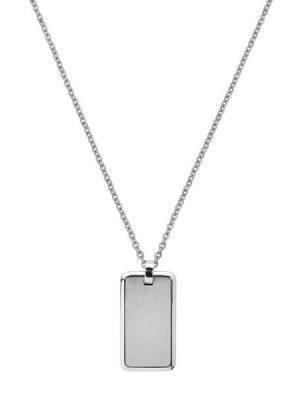XENOX Halskette - X4201 silber