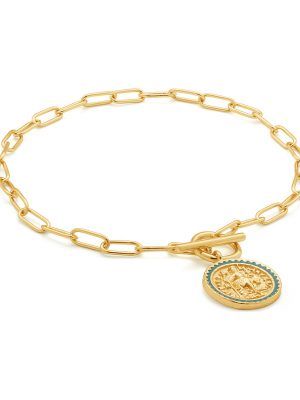 Ania Haie Armband aus 925 Silber Damen, B020-05G, EAN: 5052469002007