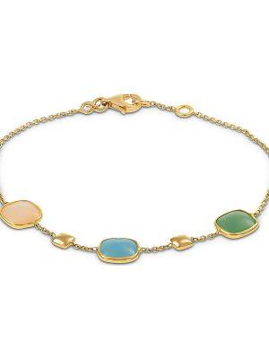 Armband aus Gelbgold, Valeria FG882-306/MV, EAN: 4064721552138