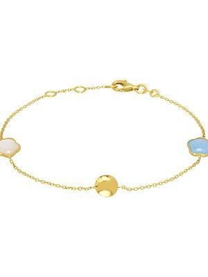 Armband aus Gelbgold, Valeria FG882-334, EAN: 4064721994686