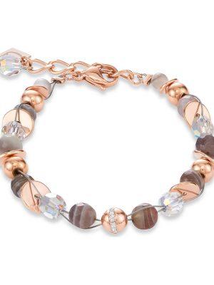 Coeur de Lion Armband aus Edelstahl Damen, 4993/30-1012, EAN: 4251588308576