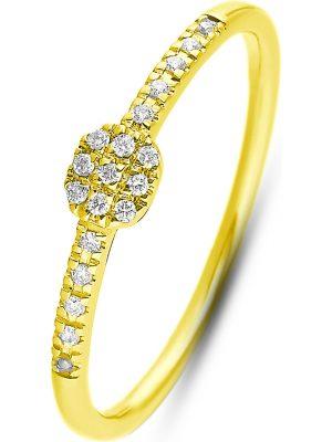 Damenring aus 375 Gelbgold, Valeria 1230.0463