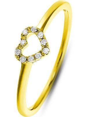 Damenring aus 375 Gelbgold, Valeria 1230.0477