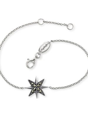 Engelsrufer im SALE Armband aus 925 Silber Damen, ERB-LILSTAR-MA, EAN: 4260562160635