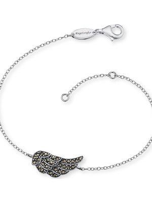 Engelsrufer im SALE Armband aus 925 Silber Damen, ERB-LILWING-MA, EAN: 4260562167214