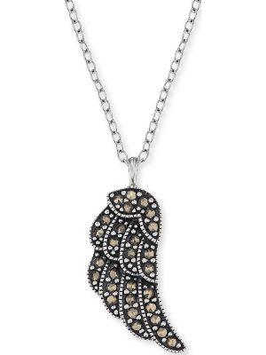 Engelsrufer im SALE Kette aus 925 Silber Damen, ERN-LILWING-MA, EAN: 4260562167207
