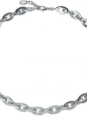 Esprit ESNL91355A42 Halskette Damen Stormy Affair Sterling-Silber 42 cm