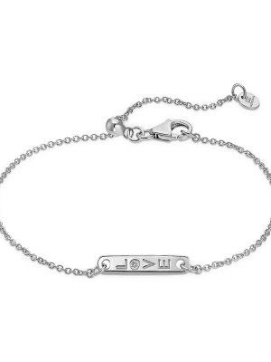 Guido Maria Kretschmer Armband aus Silber Damen, CHR-AB0170DI1/G14K/R, EAN: 4064721559038