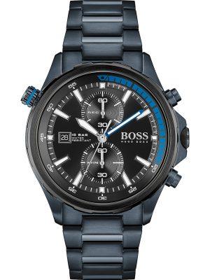 Hugo Boss Herrenuhr im SALE Chronograph 1513824, blau, EAN: 7613272416528