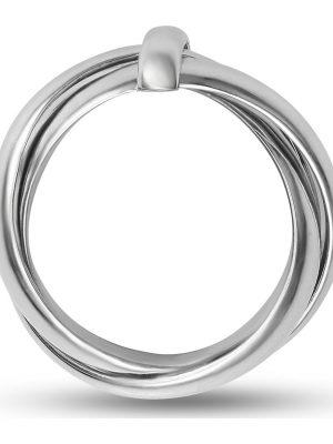 JETTE Damenring aus Silber, CJRG/90861.A/1/57, EAN: 4064721558741