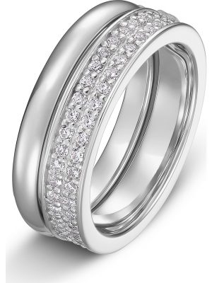 JETTE Silver Damenring aus 925 Silber, 87691241, EAN: 4040615356983