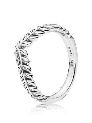 Pandora 197681 Ring Damen Lively Wish Sterling-Silber Gr. 50