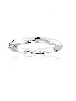 SIF Jakobs Ring - 56 silber
