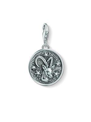 Thomas Sabo 1649-643-21 Charm-Anhänger Sternzeichen Steinbock Silber
