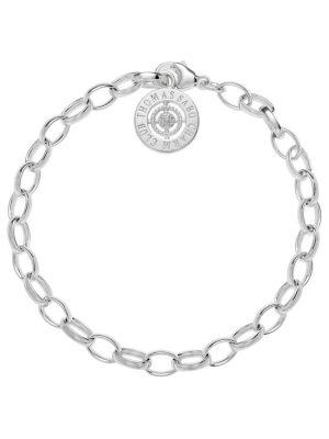 Thomas Sabo DCX0001-725-14 Charm Armband Diamant Gr. L 19,5 cm
